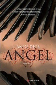 angel - Anne Rice