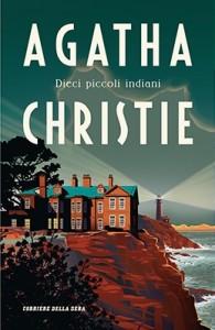 Agatha Christie con il Corriere