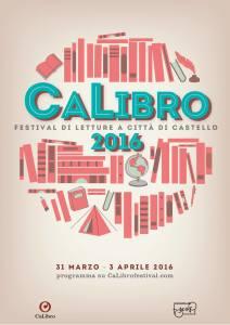 Locandina CaLibro2016